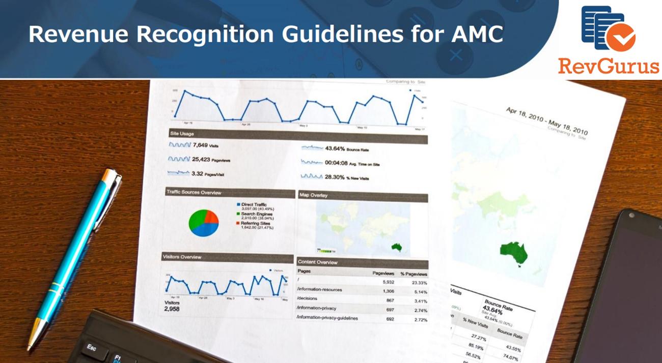 revenue recognition guidelines for amc