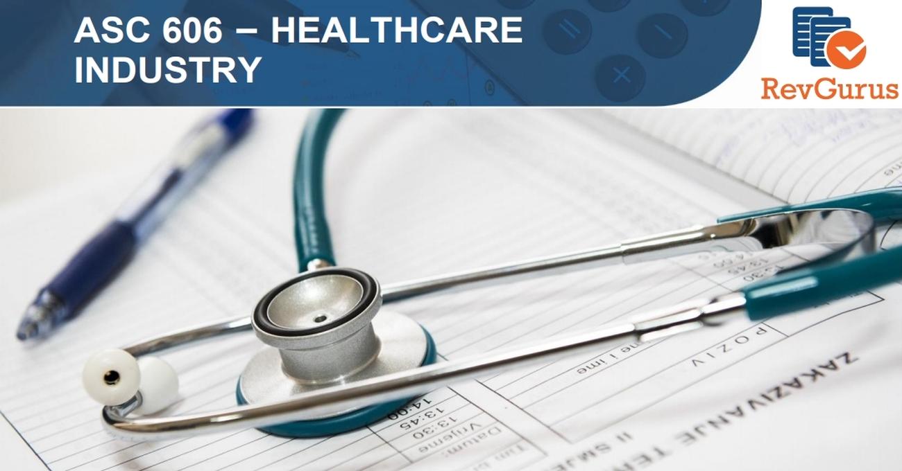 asc 606 healthcare blog