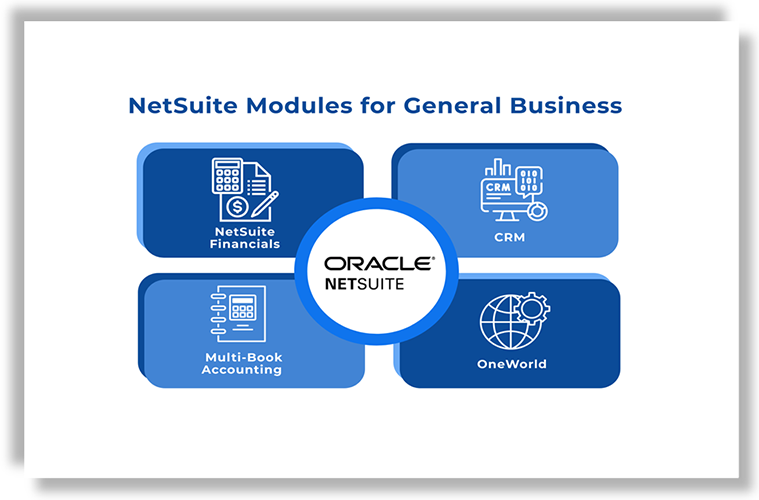 netsuite module for business trans